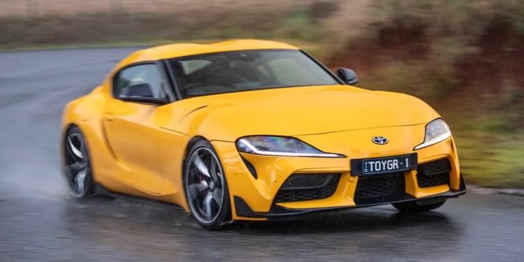 2020 Toyota SUpra Australia