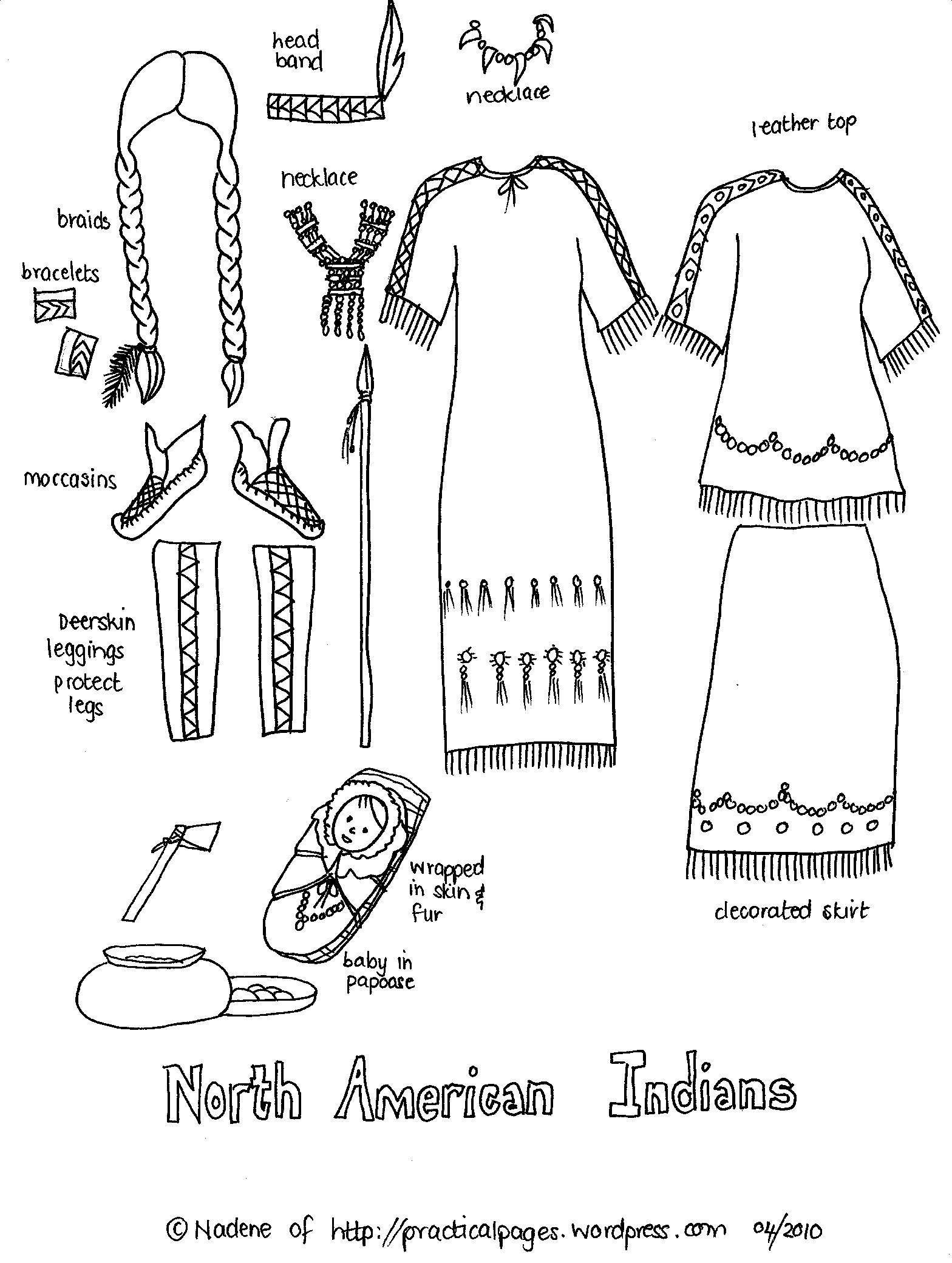 Paper Dolls Of Ancient Japan China India And North American Indians