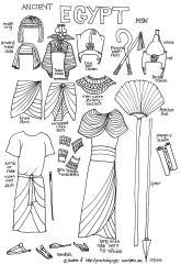 Ancient Egypt Men