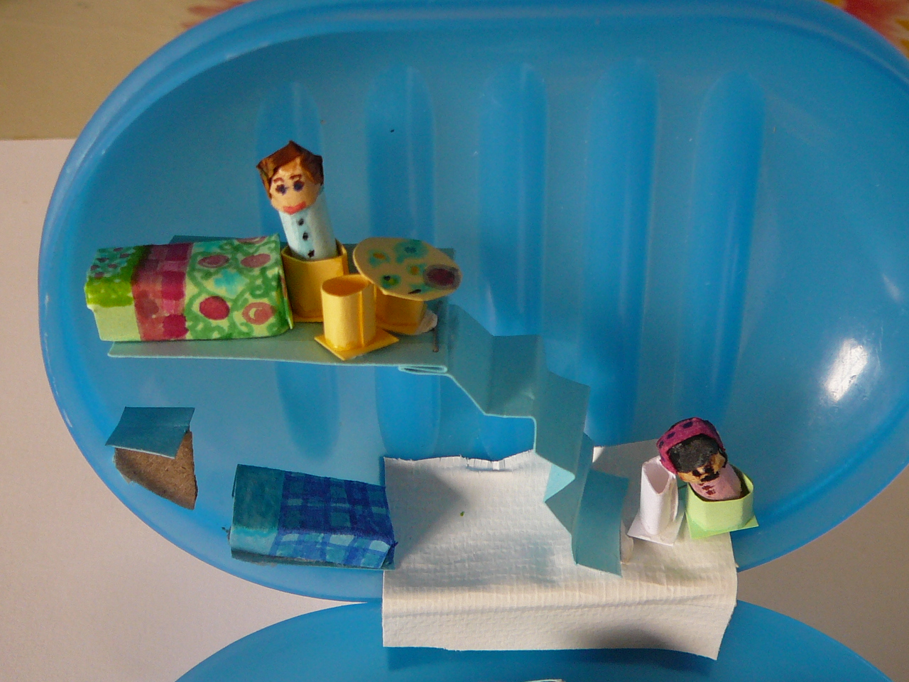 Making A Polly Pocket In A Soap Dish