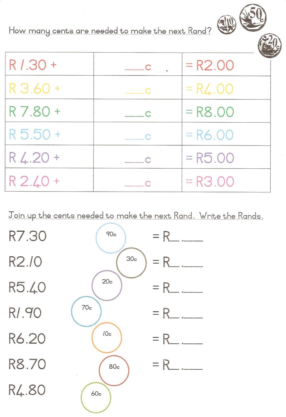 medium resolution of South African Education   Practical Pages   Page 2