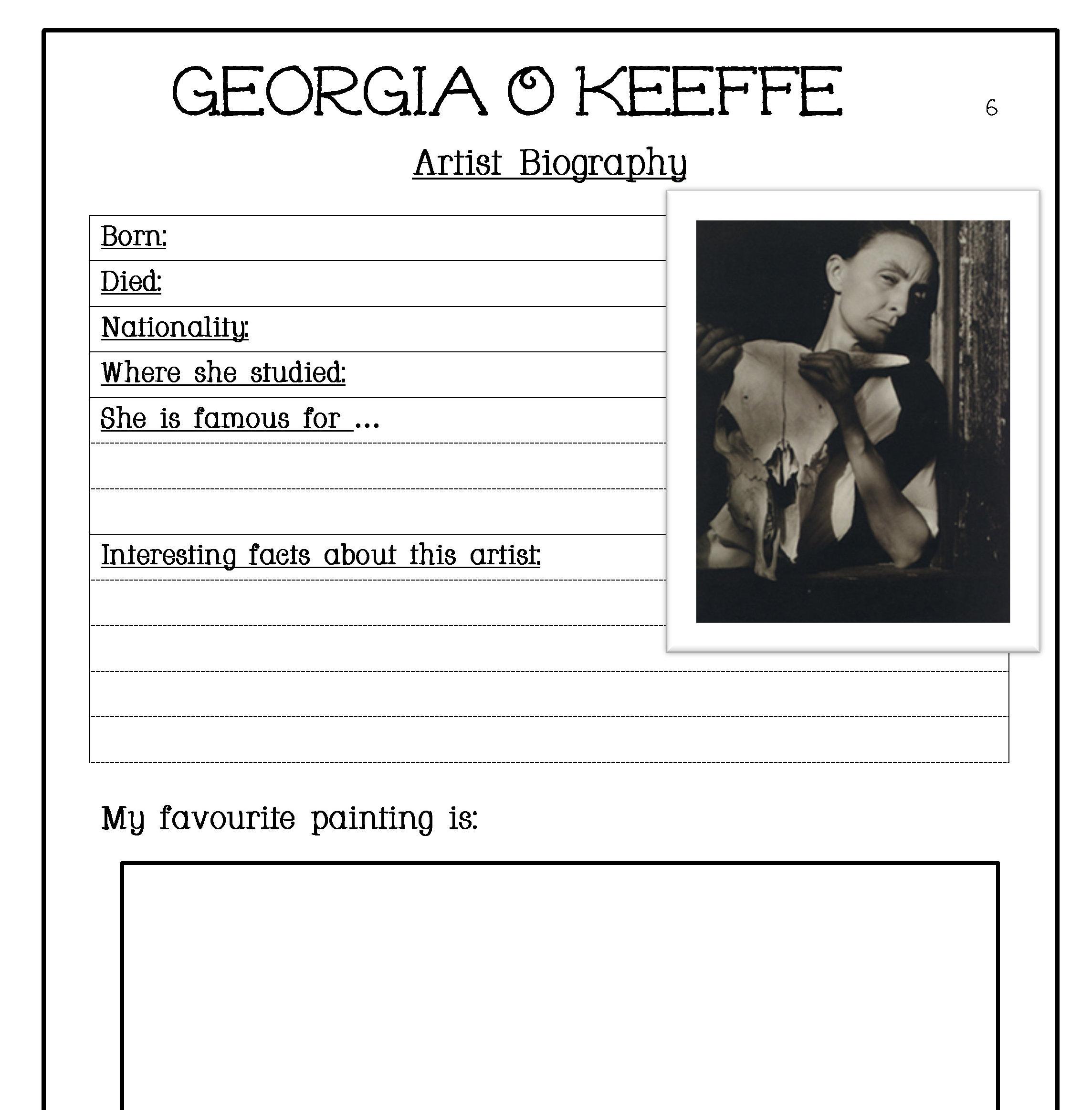 Georgia O Keeffe Quotes