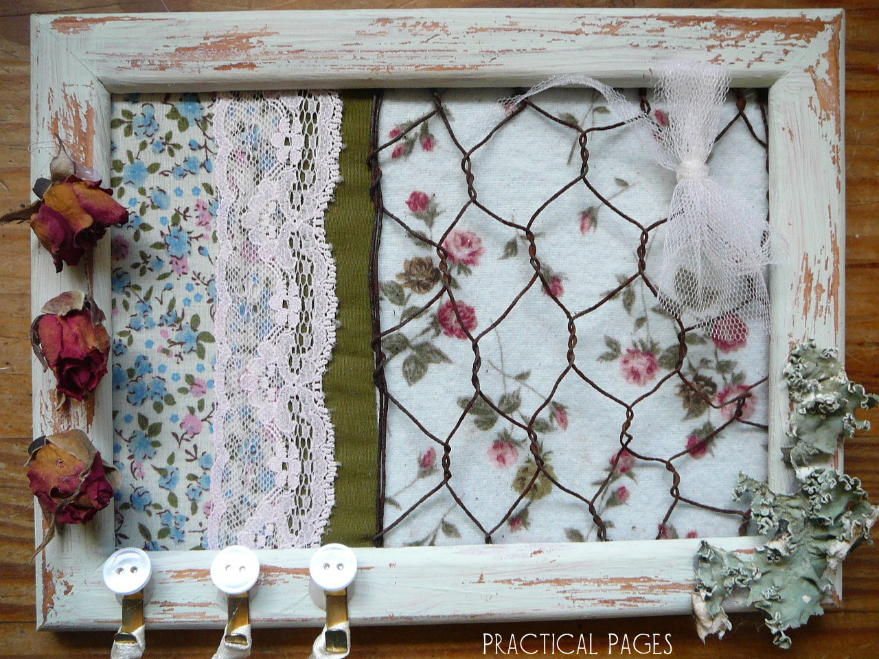 Decorated Frames  Practical Pages