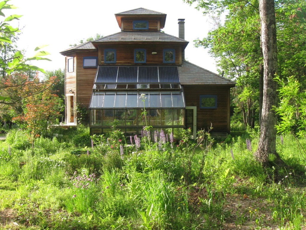 Off-Grid Homestead