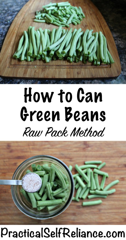 How to Can Green Beans #greenbeans #beans #canning #foodpreservation #preservingfood #homestead #selfreliant #selfsufficiency #homesteading
