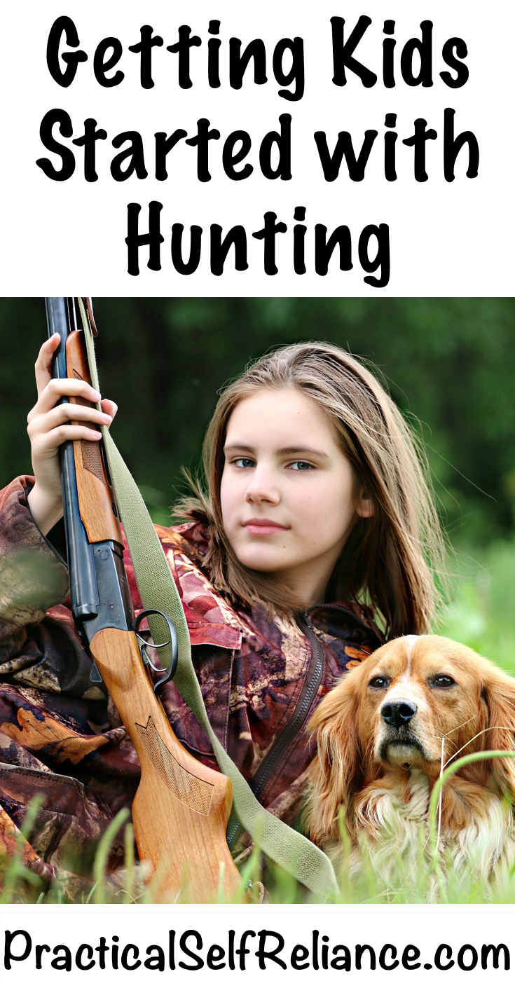 Getting Kids Started with Hunting #hunting #hunt #kidshunting #huntingtips
