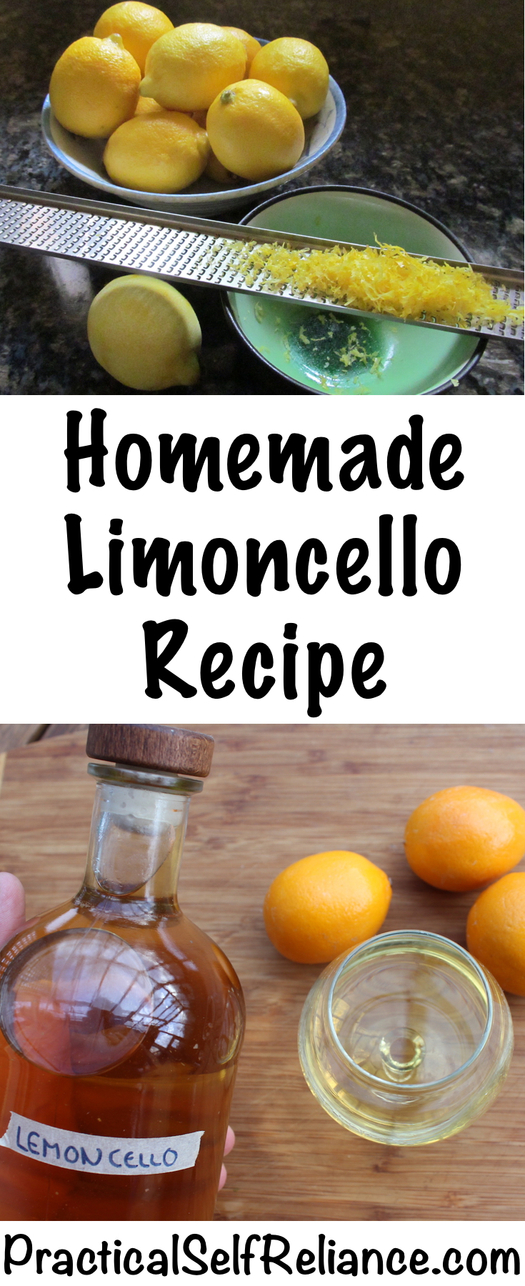 Homemade Limoncello Recipe #limoncello #cocktail #cocktailrecipe #cocktails #libation #easydrinks #beverages