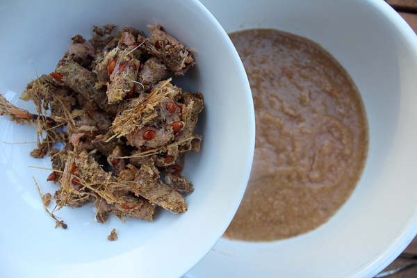 applesauce KitchenAid food strainer