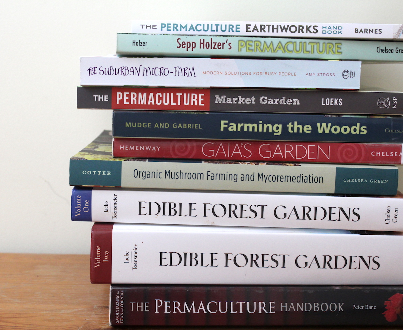 Best Permaculture Books