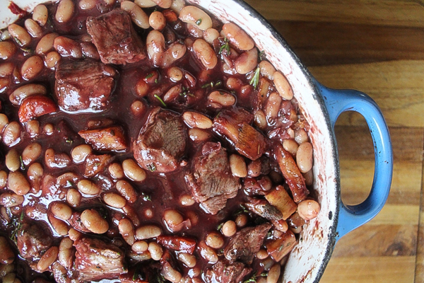 cassoulet in dutch oven