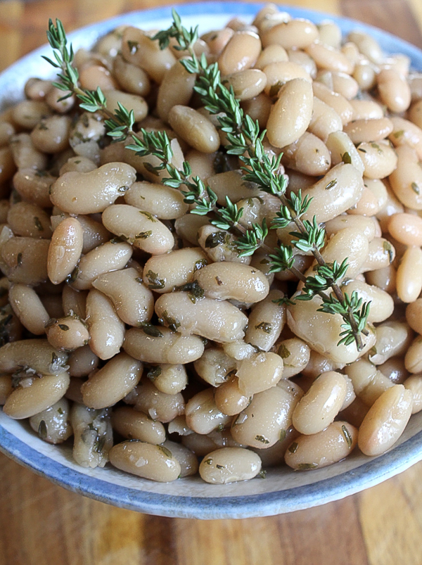 Pressure Cooker Great Northern Beans