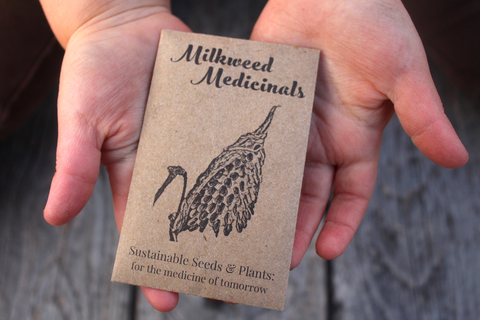 Milkweed Medicinals Ramp Seeds