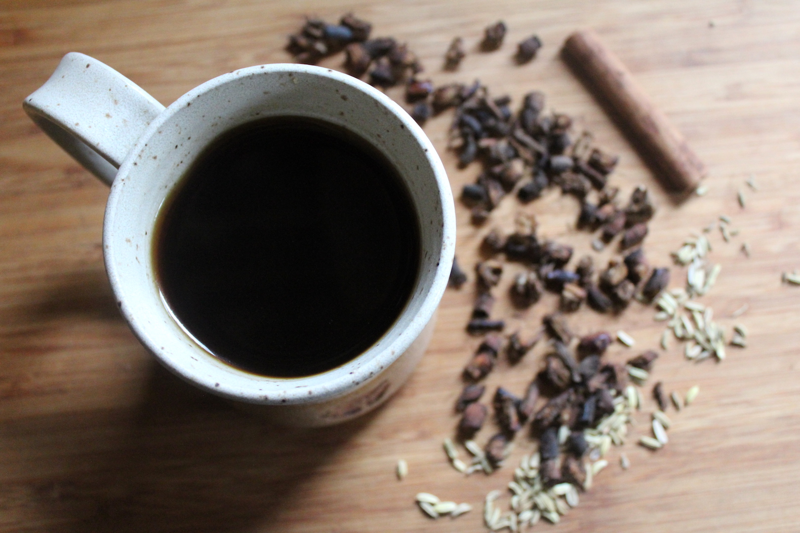 Roasted Dandelion Root Coffee