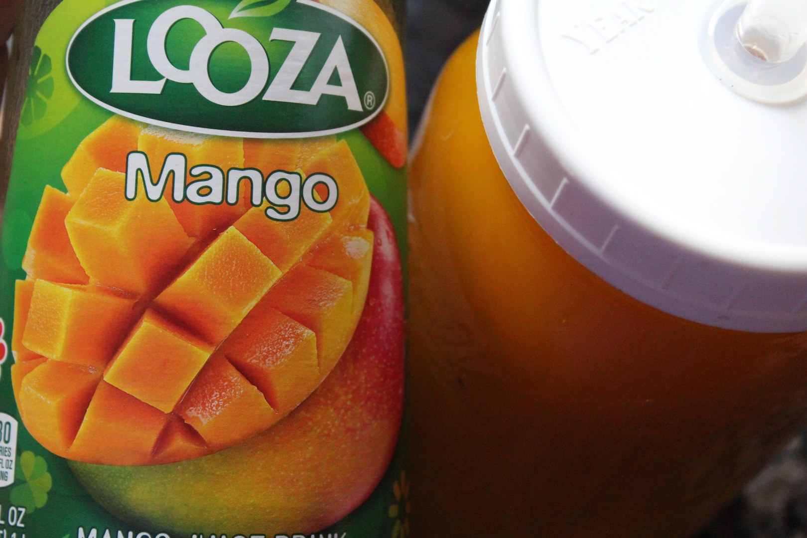 Mango Wine from Juice