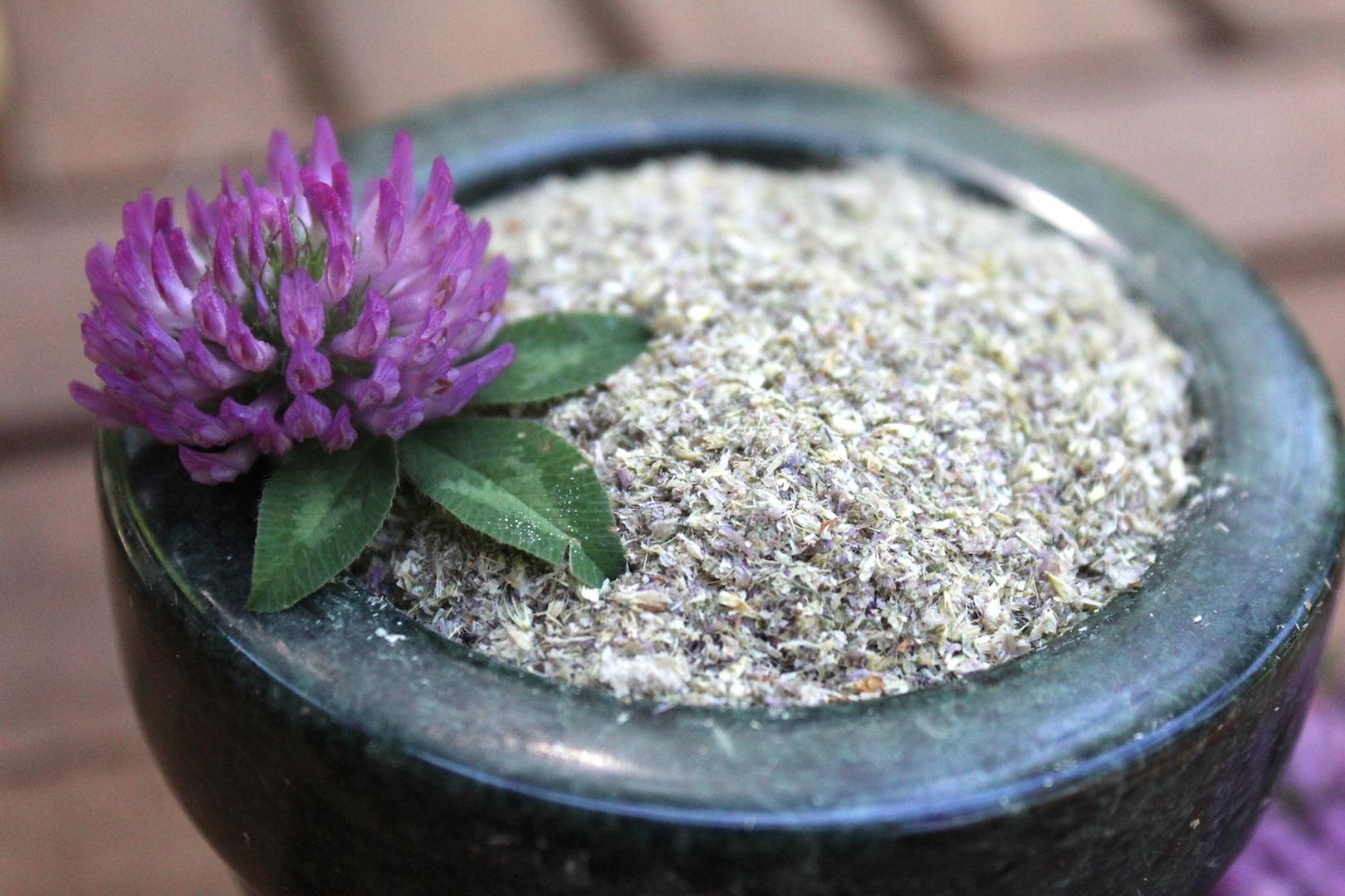 Clover Blossom Flour