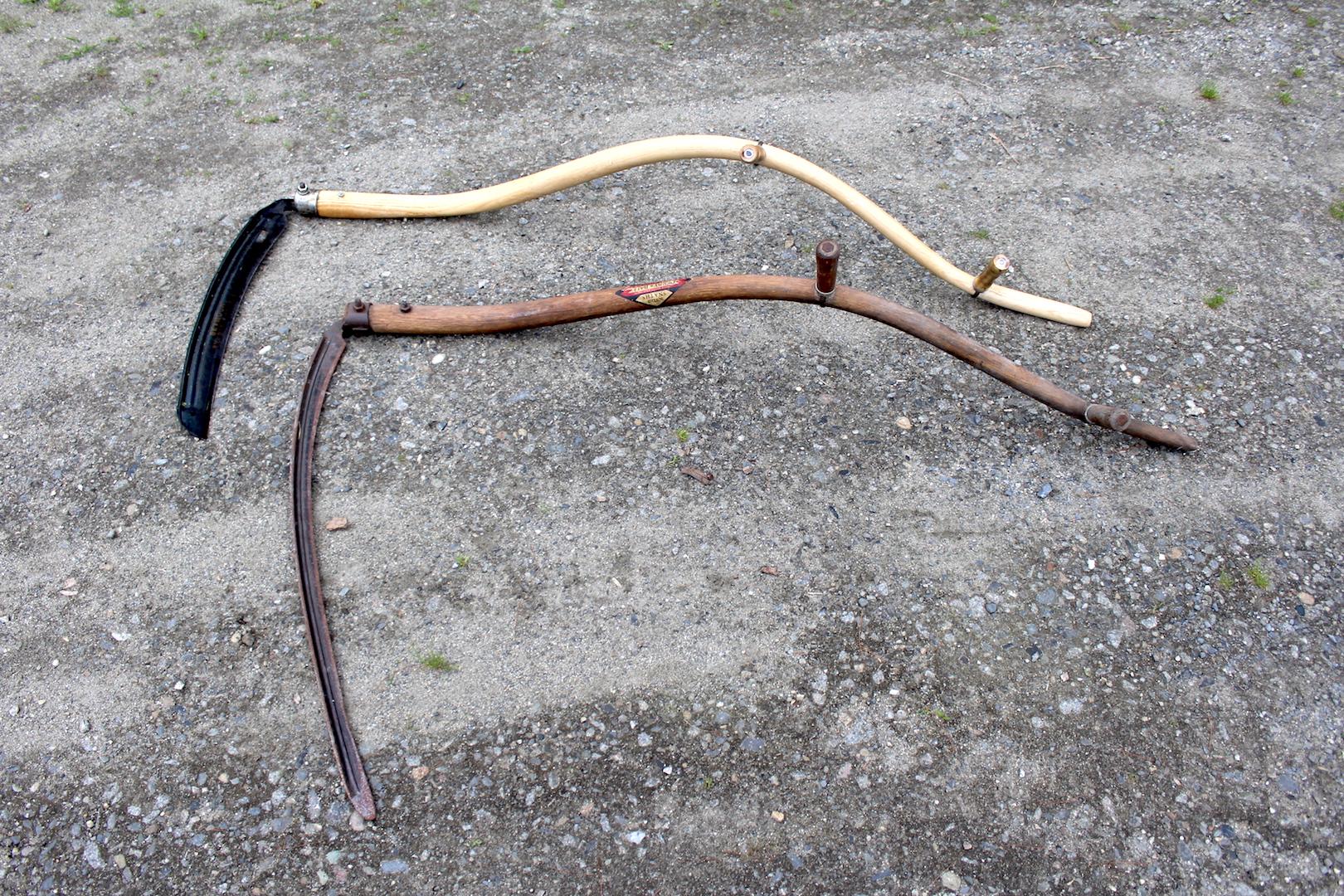 Long Handle Scythe