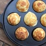 Aebleskiver (Danish Pancake Puffs)
