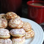 How to Make Poffertjes - Danish Pancakes