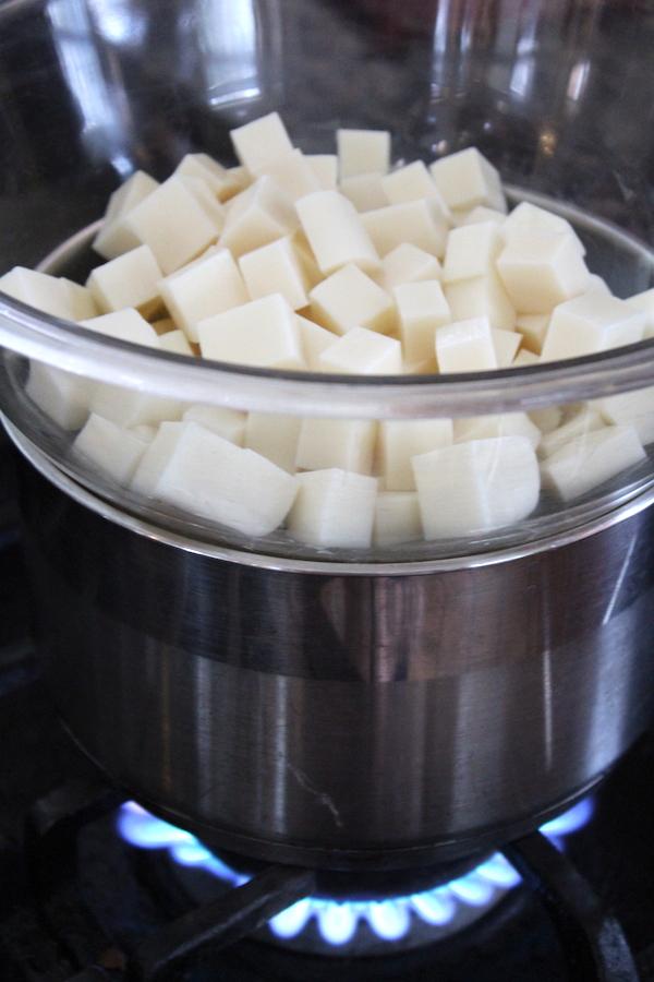 Melting Goats Milk Soap Base