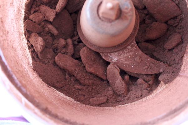 Grinding Pine Bark Flour