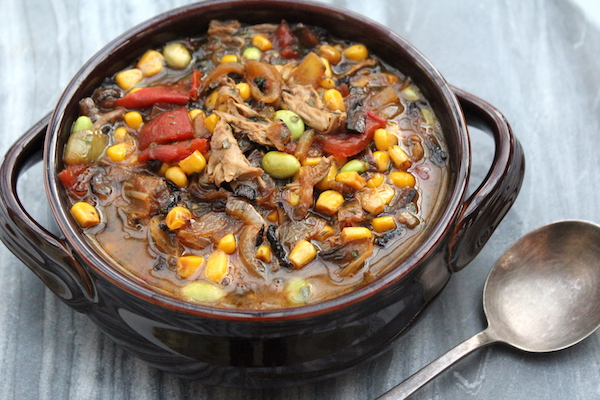 Old Fashioned Brunswick Stew (Squirrel Stew)