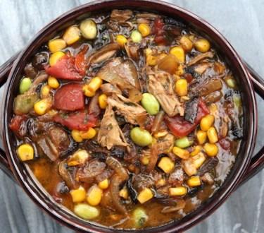 Traditional Brunswick Stew (Appalachian Squirrel Stew)