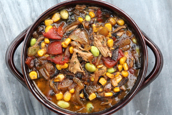 Traditional Brunswick Stew Recipe