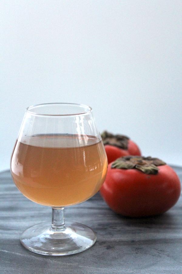 Persimmon Wine