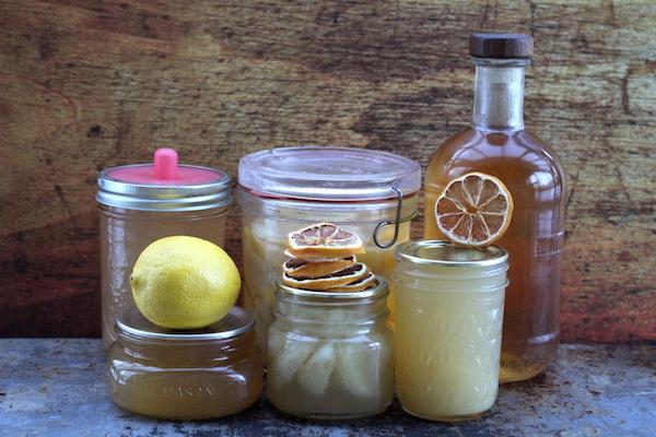 Ways to Preserve Lemons ~ Preserving Lemons for Long Term Storage