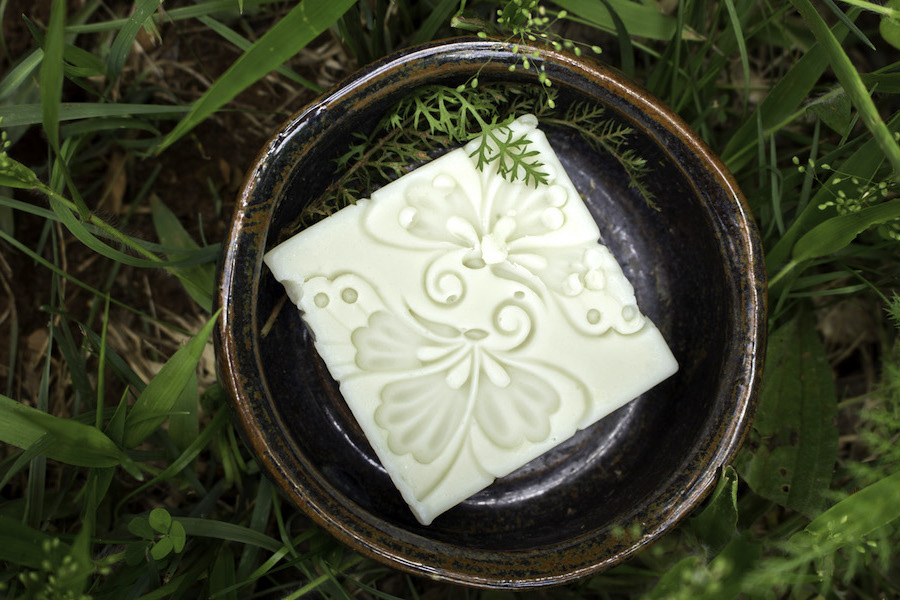 All Natural Yarrow and Witch Hazel Soap Recipe