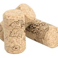 "Home Brew Ohio #8 Straight Corks, 8"" x 1 3/4"" (Pack of 100)"