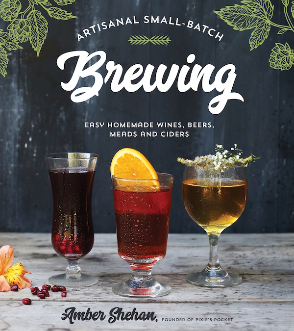 Artisanal Small Batch Brewing Book Cover