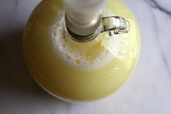 Homemade Pineapple Wine