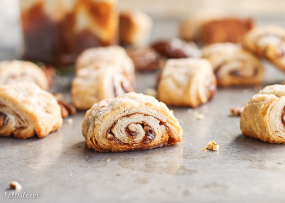 Apple Butter Rugelach • Bakerita