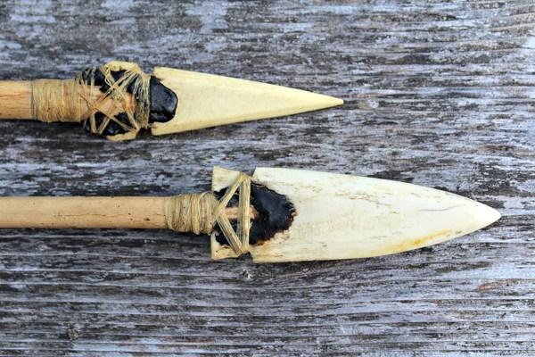 Handmade Primitive Arrows