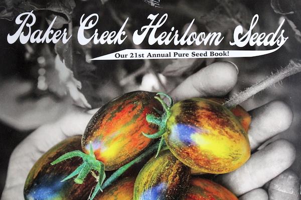 Baker Creek Heirloom Seeds Catalog