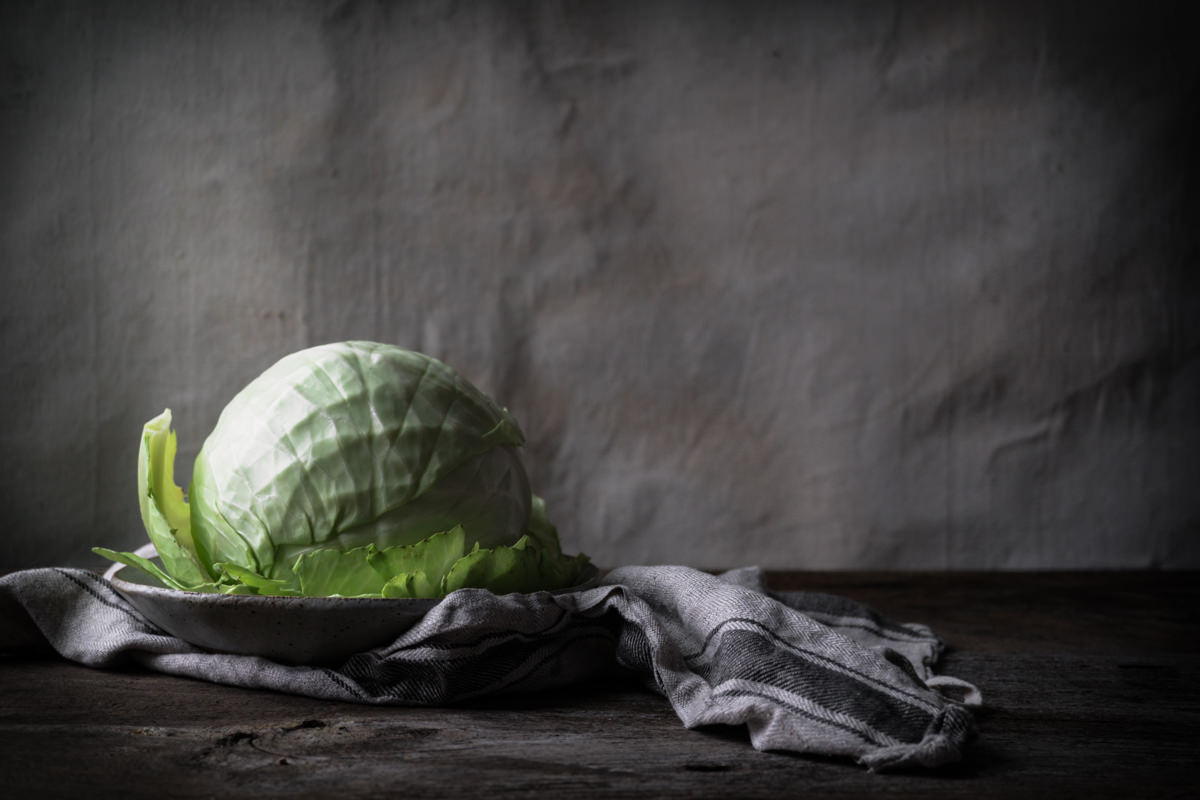 Cabbage for Sauerkraut