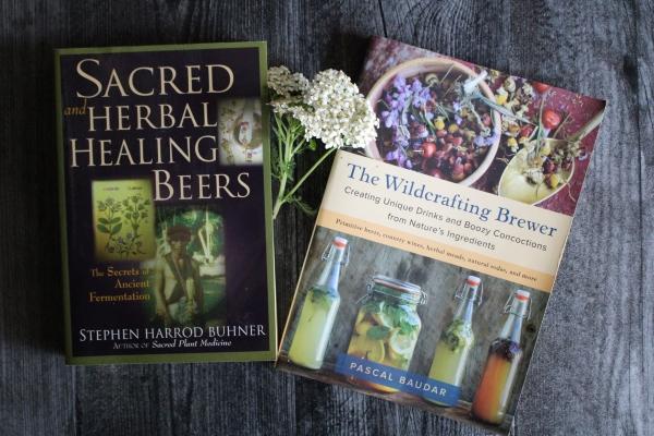Wildcrafting Brewer and Sacred Herbal Healing Beers