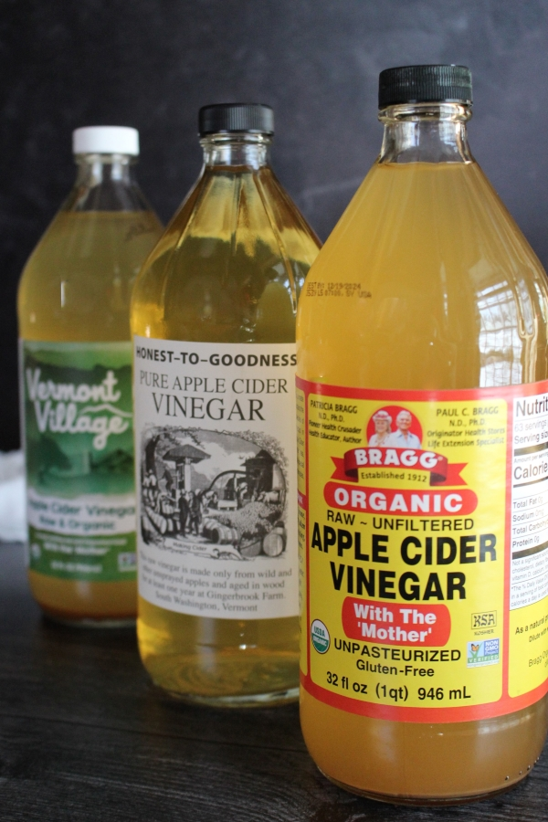 Types of Apple Cider Vinegar