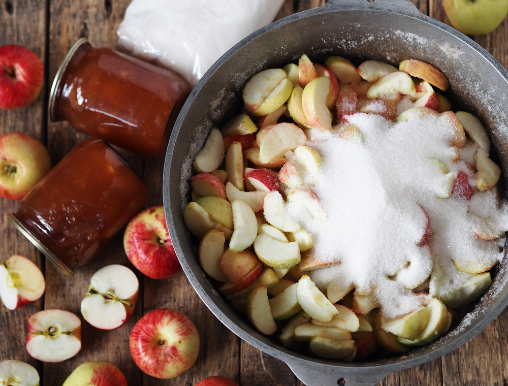 Apple Canning Recipes