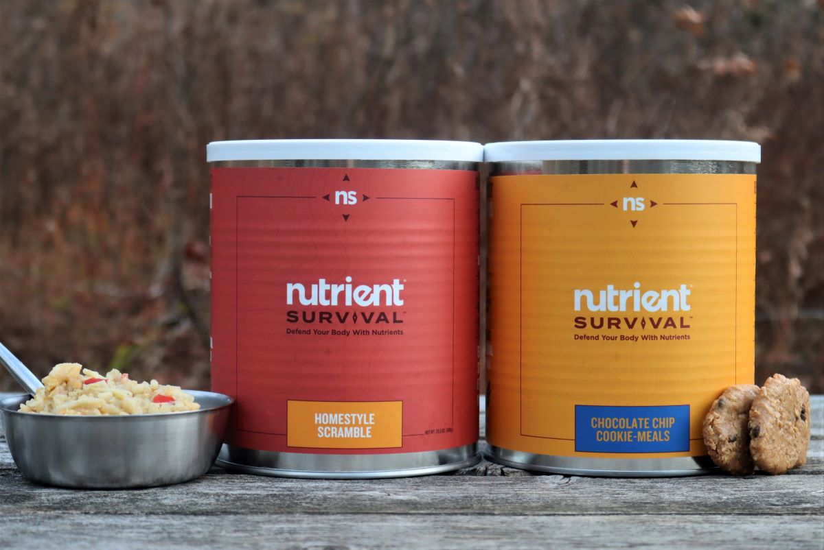 Nutrient Survival Meals