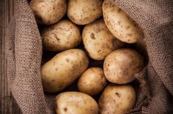 Root Cellar Potatoes