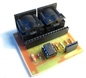 MIDI-Board-assembled