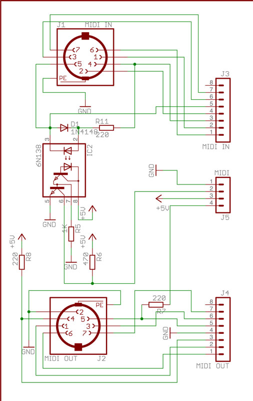 Midi pin numbers identificationPractical Usage Midi Output Connector Wiring Diagram on speaker connector wiring, rs232 connector wiring, can bus connector wiring, mini connector wiring, dmx connector wiring, ethernet connector wiring,