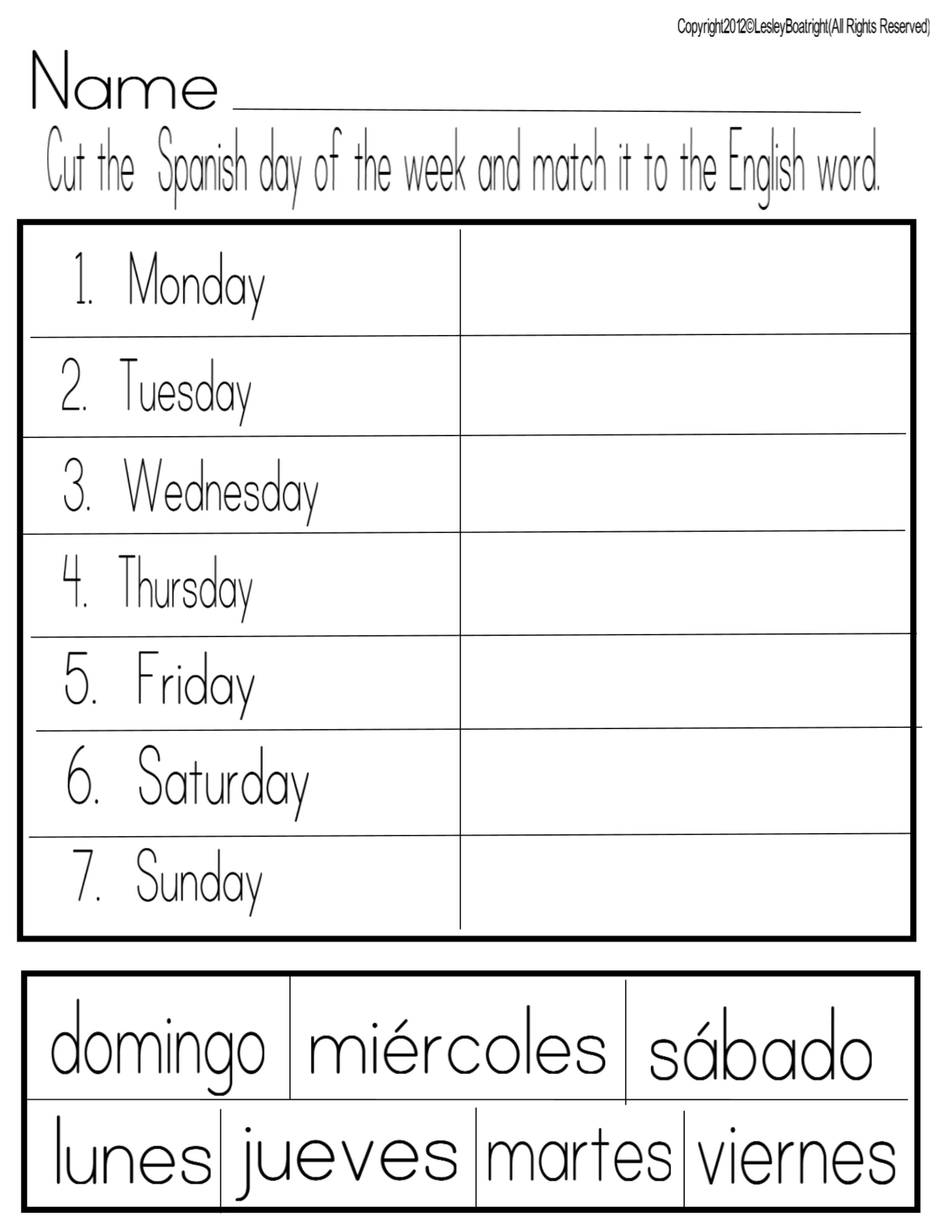 Teaching Spanish In Elementary School