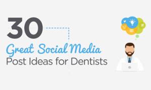 Great Social Media Posts for Dental Practices