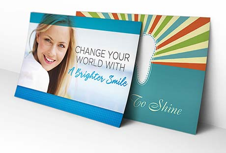 Dental Practice Postcards