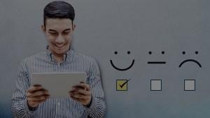 Customer experience survey