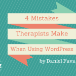 4 Mistakes to workpress
