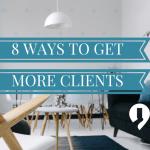8 ways to get clients